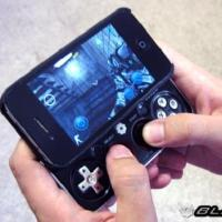 Change iPhone gaming experience with Bladepad iPhone Gamepad