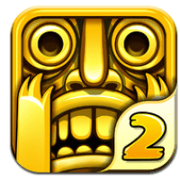 Free Download Temple Run 2 from iTunes for iPhone, iPad and iPod