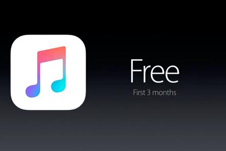 Apple Music er gratis at prøve de første 3 måneder.