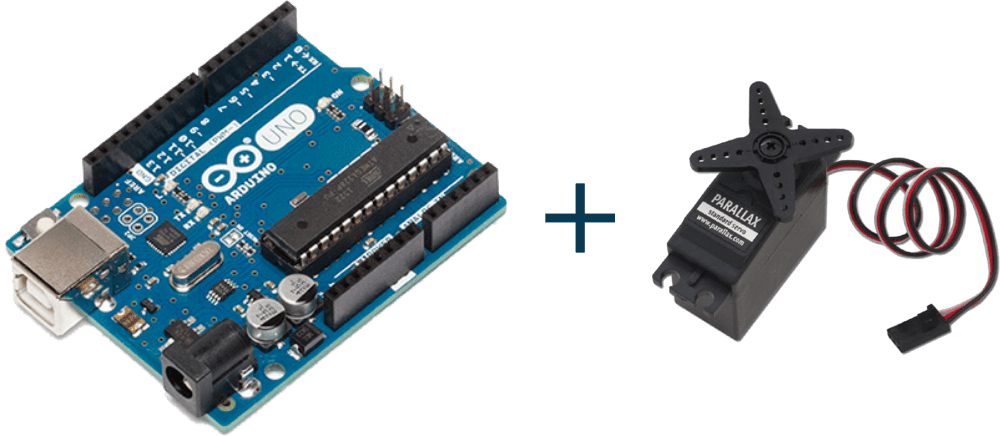 Learn interfacing servo motor with Arduino