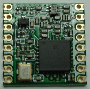 RFM95W 868 MHz Funkmodul