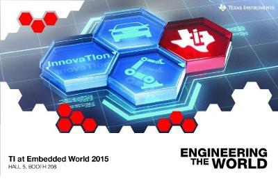 TI Embedded World 2015