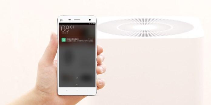 Xiaomi Air Purifier App
