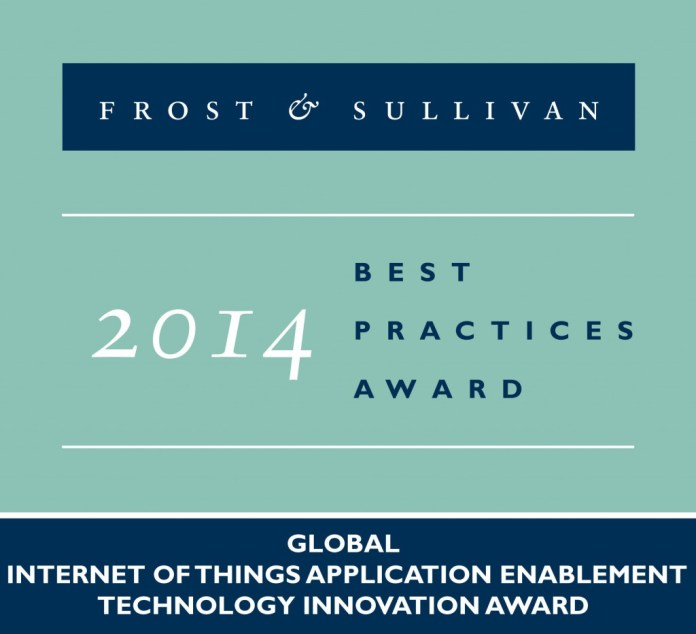 Frost Sullivan ThingWorx