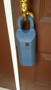 Supra Tech Lock