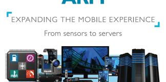 arm sensors to servers