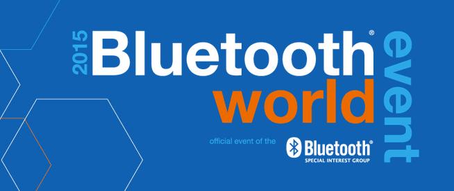 Bluetooth World 2015