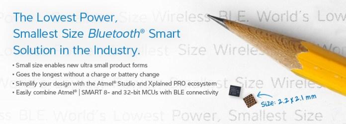 Atmel Corporation - SmartConnect Bluetooth