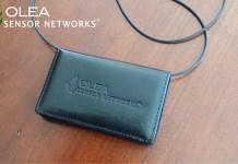 Olea Sensor Networks Sensor Case