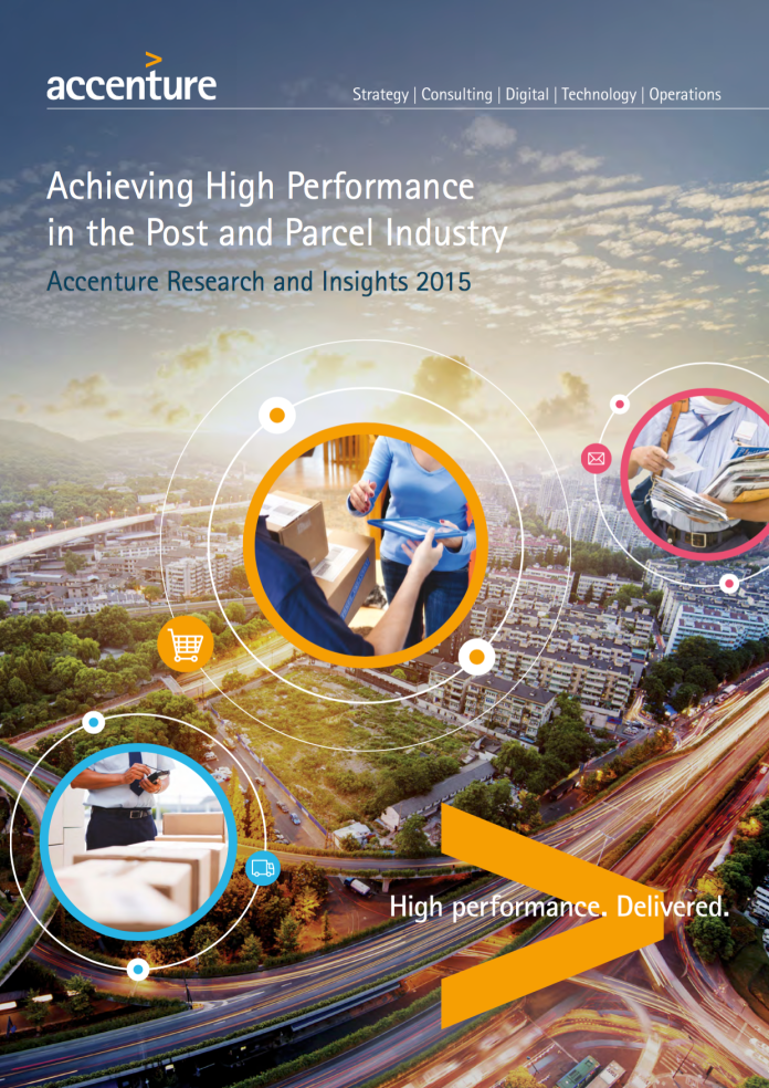 Accenture Achieving High Performance Postal Industry