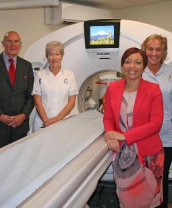 SP CT Scanner