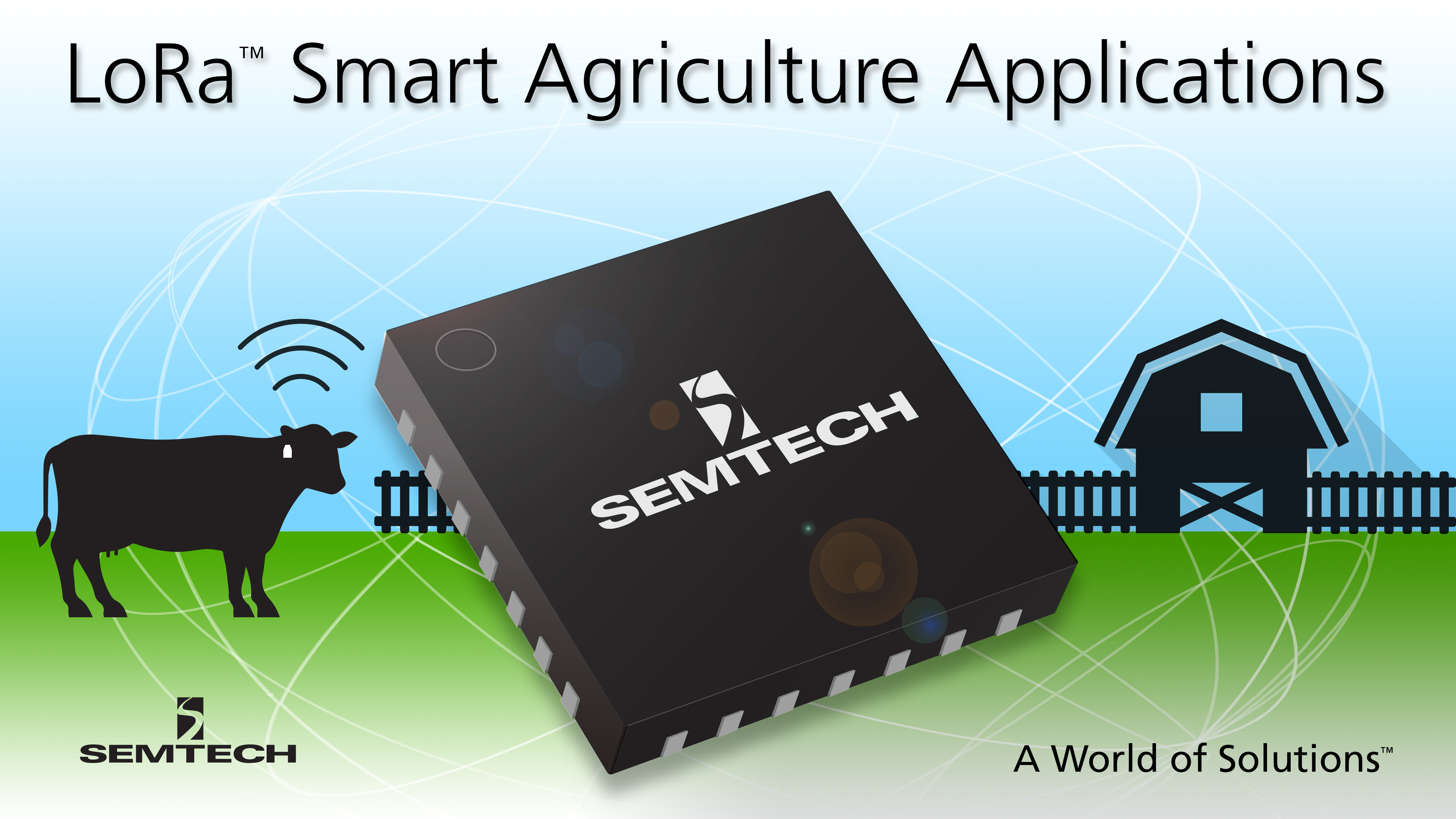 Semtech Lora Wireless Rf Technology Selected By Quantified