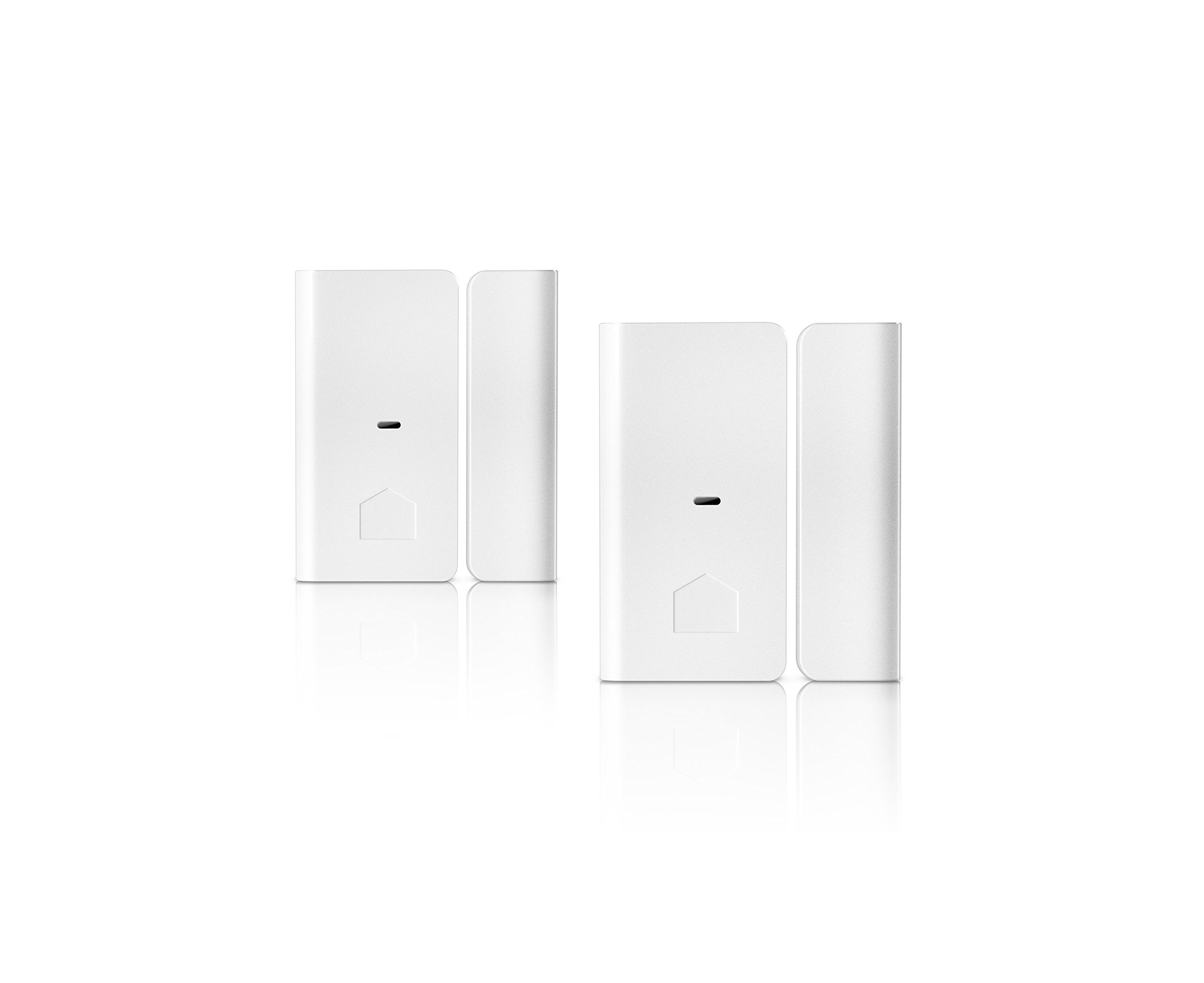 improvement sensor open wave and aeotec home recessed z plus com security dp door battery powered invisible close amazon