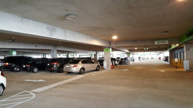 Disney Springs Parking Structure