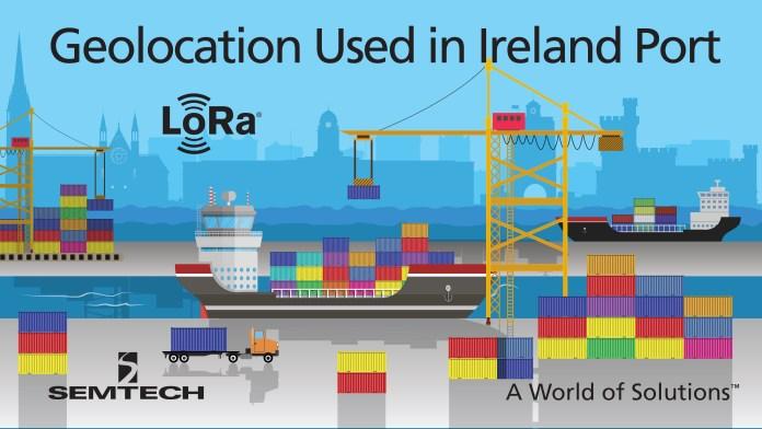 Semtech LoRa Ireland Port
