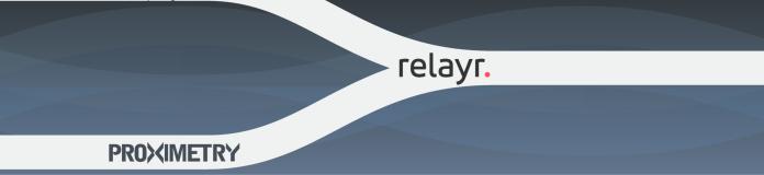 relayr Proximetry