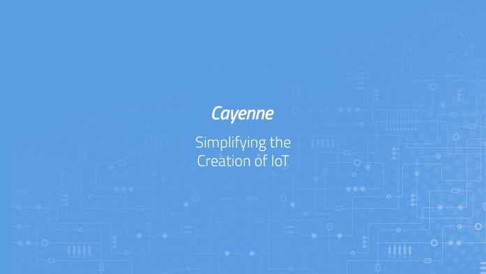 myDevices IoT Solutions