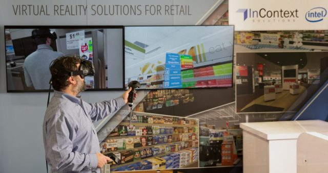 InContextVR solutions for Retail