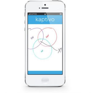 kaptivo browser based software
