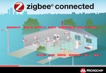 Microchip Zigbee
