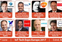 IoT Tech Expo BERLIN SPEAKERS