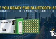 Telit Bluetooth 5