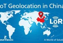 Semtech ZTE Geolocation