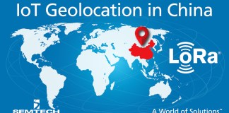 Semtech ZTE Geolocation