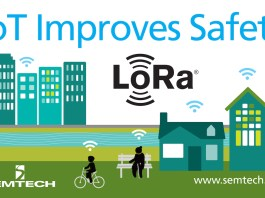 Semtech LoRa Movtek Safety