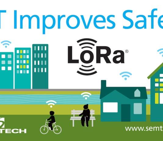 Semtech LoRa Movtek Safety