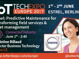 Volvo IoT Tech Expo