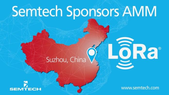 Semtech AMM China2017