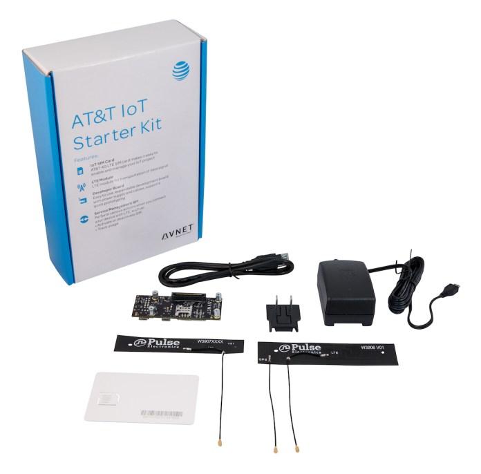 ATT AVNET Starter Kit