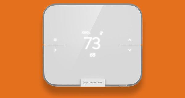 Alarm com Announces New, Smarter Thermostat - IoT - Internet