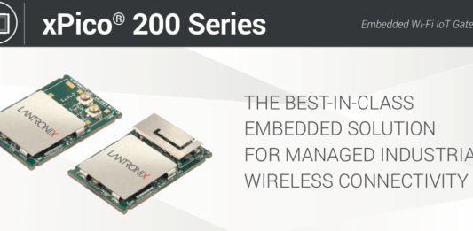 Lantronix xPico 200 IoT Gateway