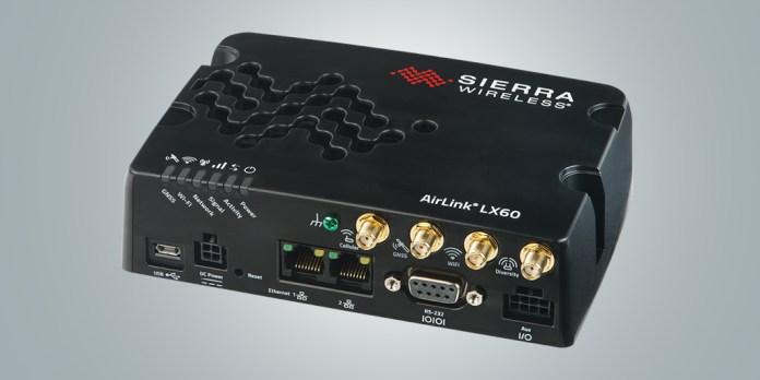 Sierra Wireless LX60 Router