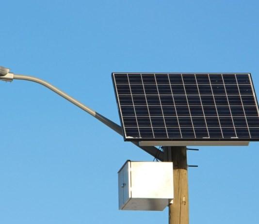 Solar Based IoT Market