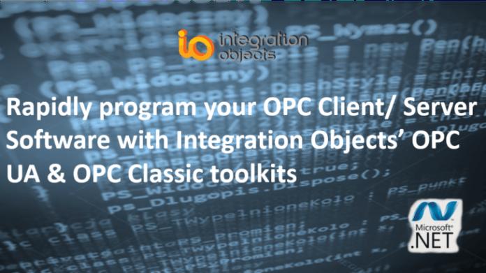 Integration Objects' OPC UA & OPC Classic SDKs
