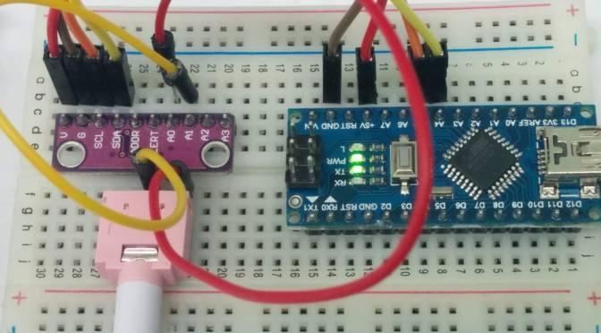 Arduino NANO (7) ADS1115 for A/D