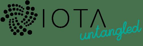 IOTA untangled