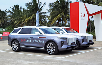 Quectel collaborates with Qualcomm to bring smart connectivity to Hongqi E-HS9 Vehicles