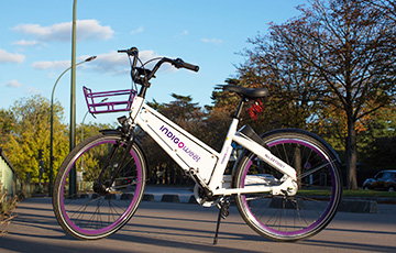 Sigfox and INDIGO® weel Join Forces to Promote 100% Connected Urban Mobility