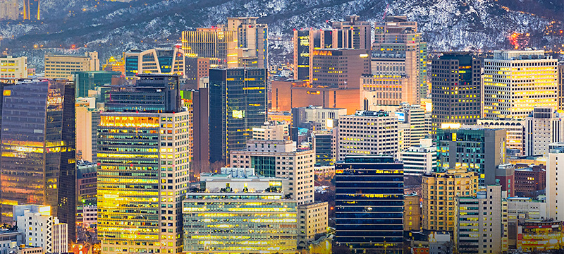 Semtech Supports LoRaWAN® Network Deployment to Complement Seoul's Citywide Wi-Fi