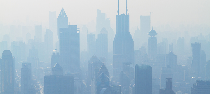 Air quality monitoring is now one of the fastest-growing smart city applications