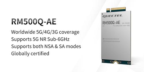 Quectel RM500Q-AE module