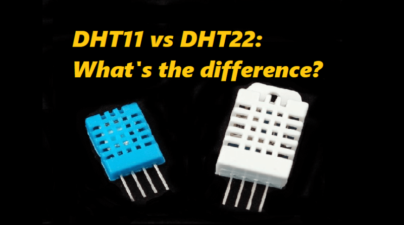 dht 11 and dht 22