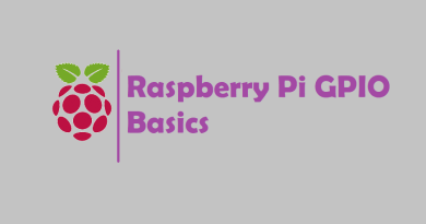 Raspberry Pi GPIO Basics