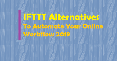 IFTTT Alternatives