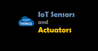 IoT Sensors and Actuators