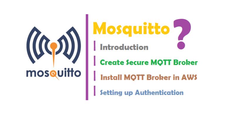 Mosquitto Mqtt broker